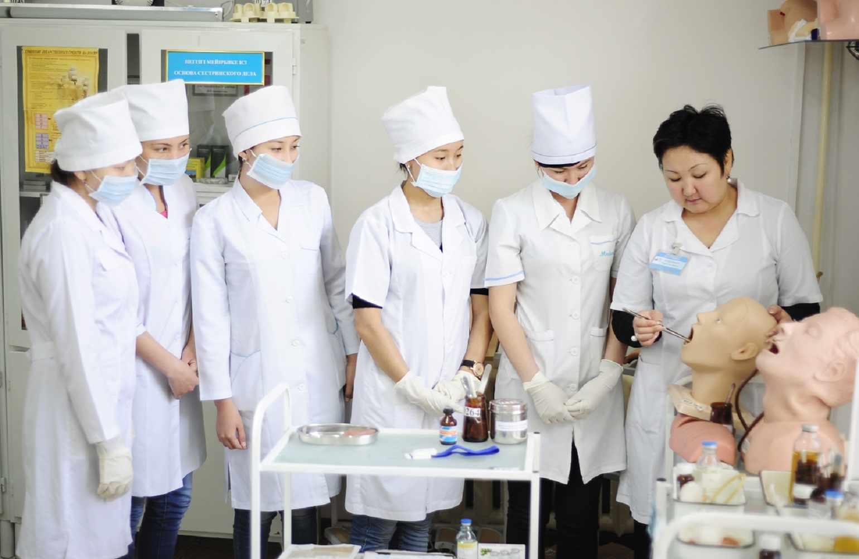 Медицинская переподготовка