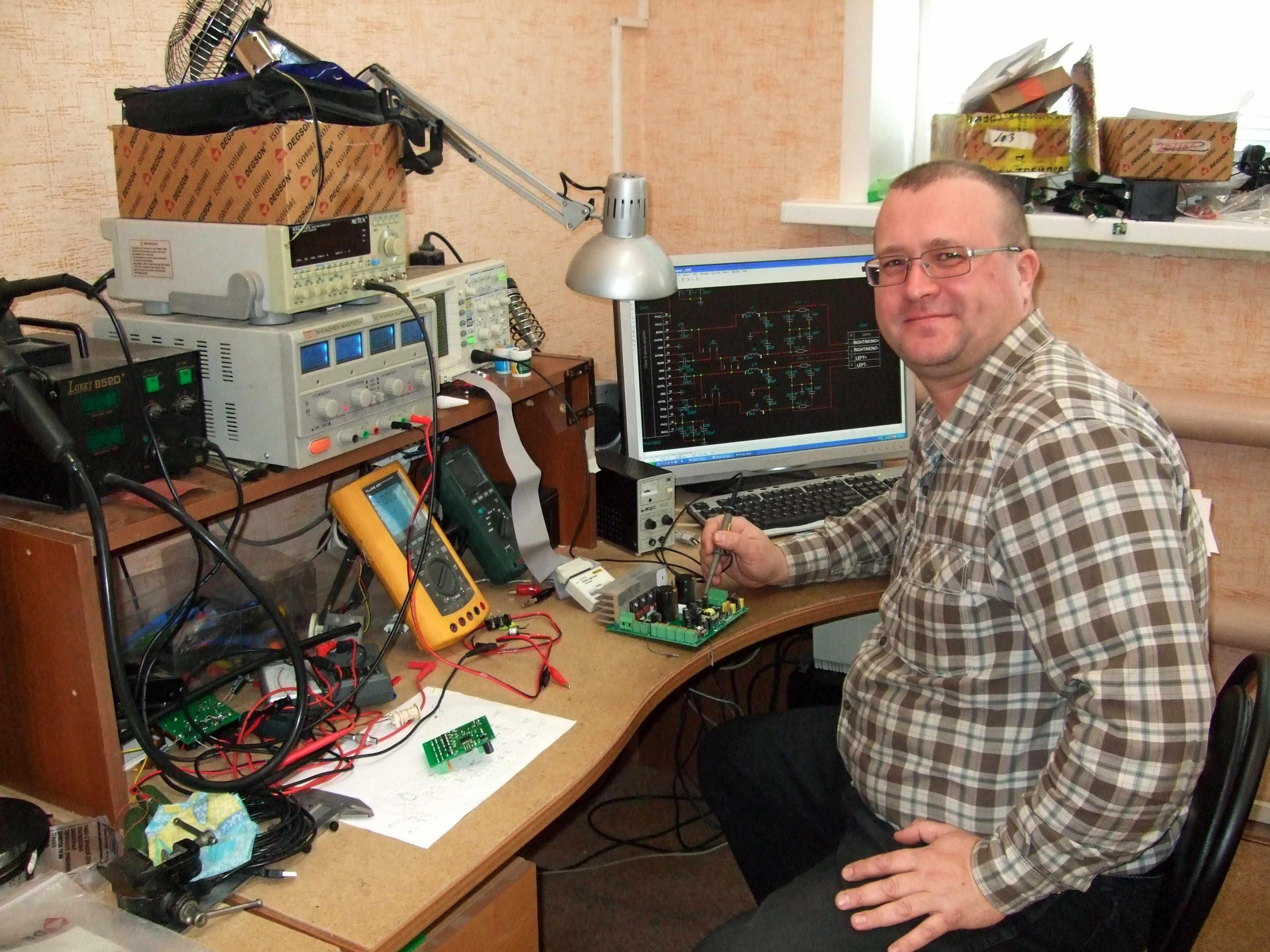 Радиомеханик