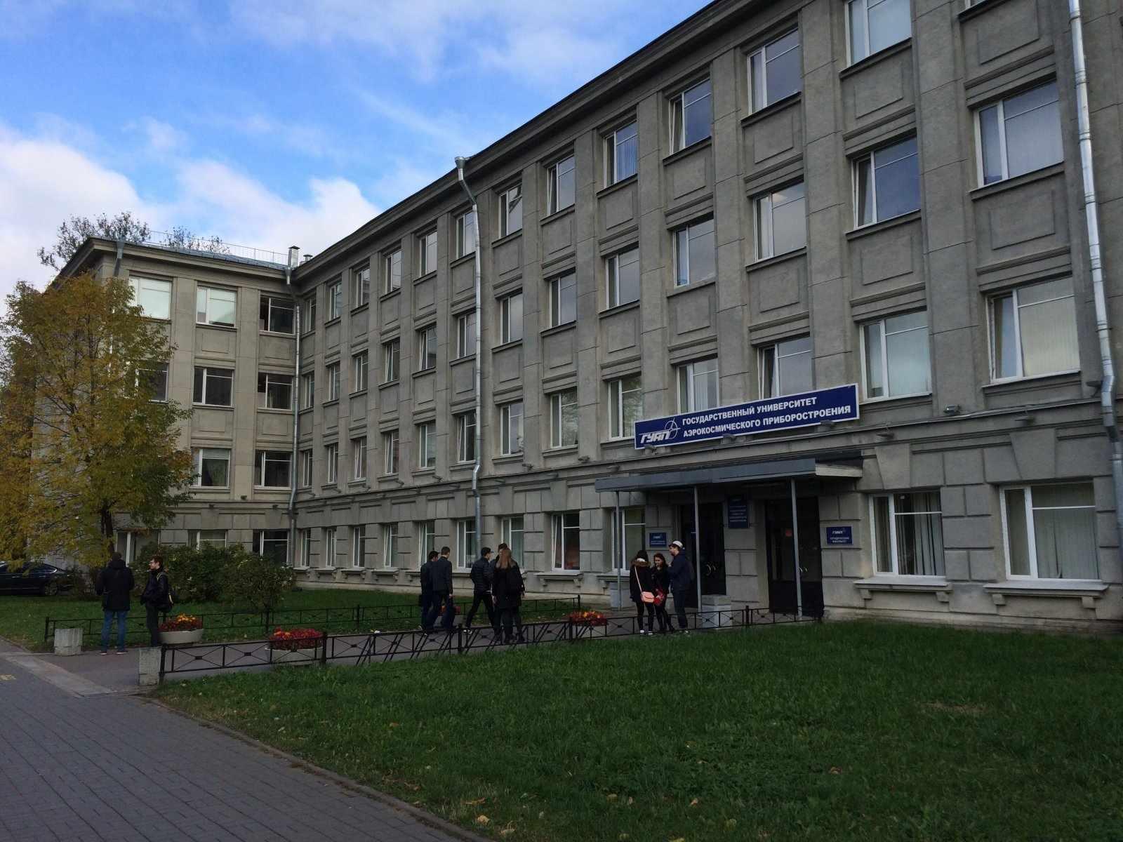 Санкт-Петербургский государственный университет аэрокосмического приборостроения занимает 8-ое место в рейтинге вузов Санкт-Петербурга