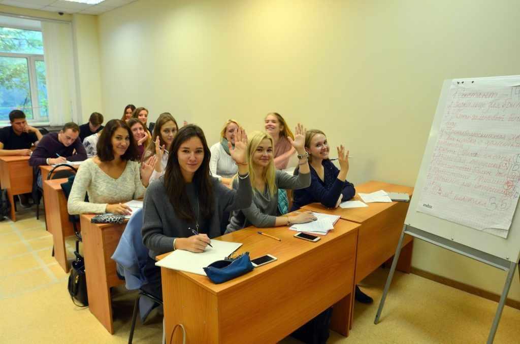 Обучение на бакалавриате проходит по всем существующим формам