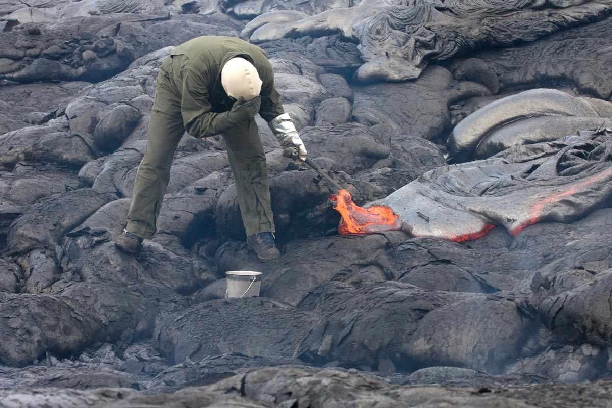 Вулканолог
