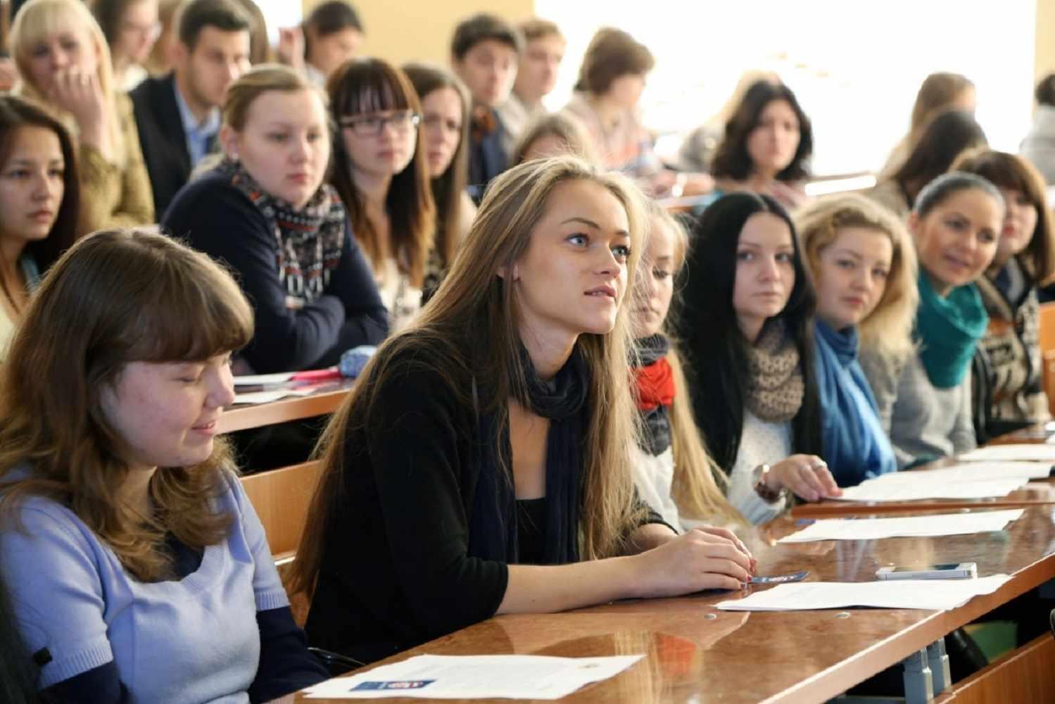Студенты Институт истории культур