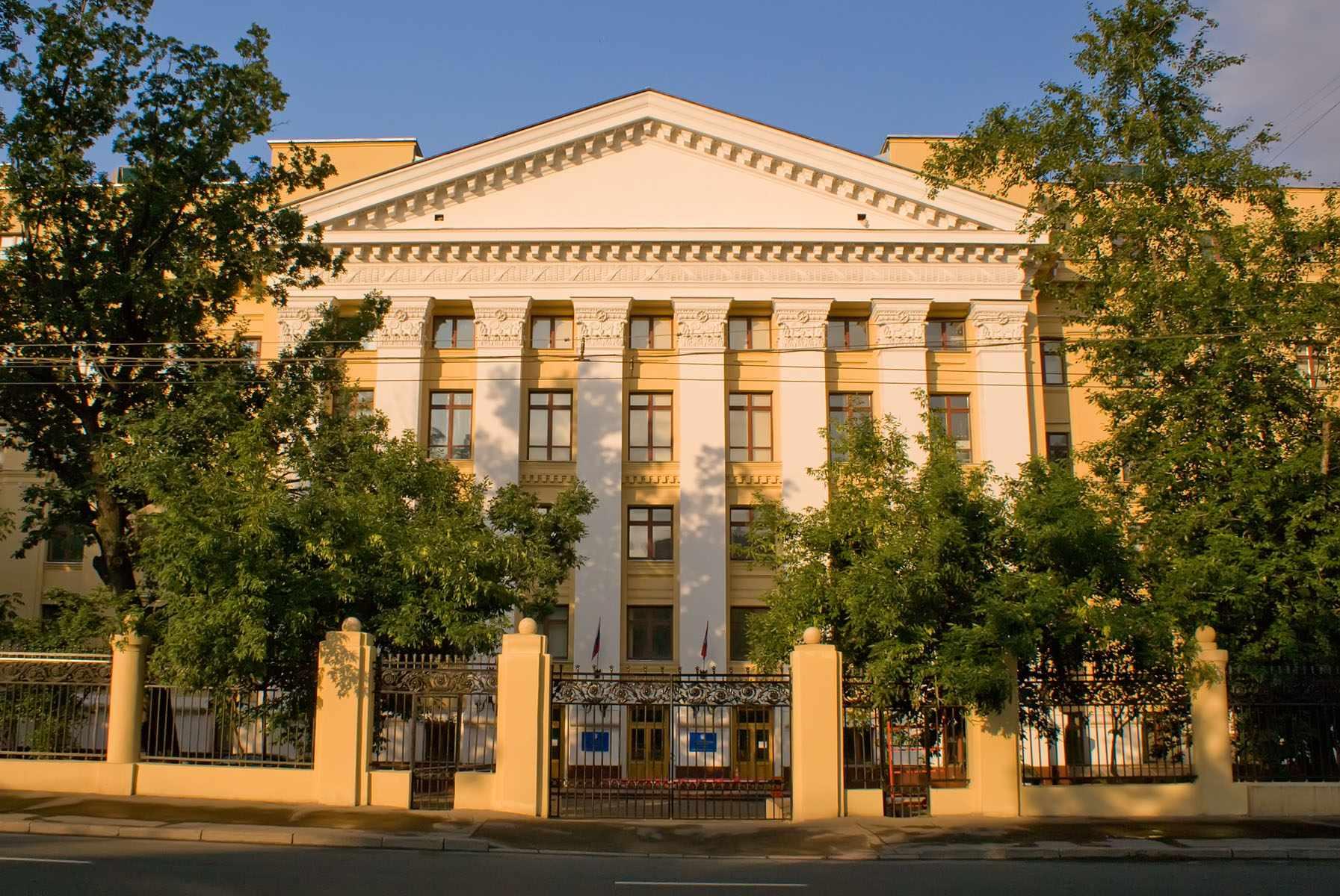 Данное учебное заведение признано первым независимым университетом в России