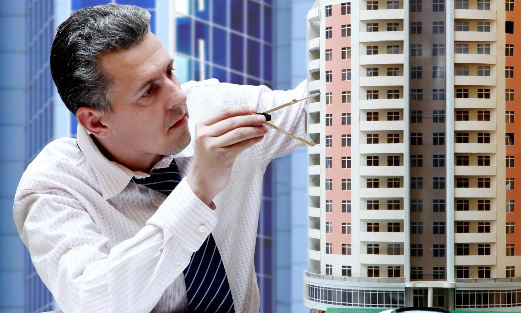 Архите́ктор — квалифицированный специалист, который на профессиональной основе осуществляет архитектурное проектирование