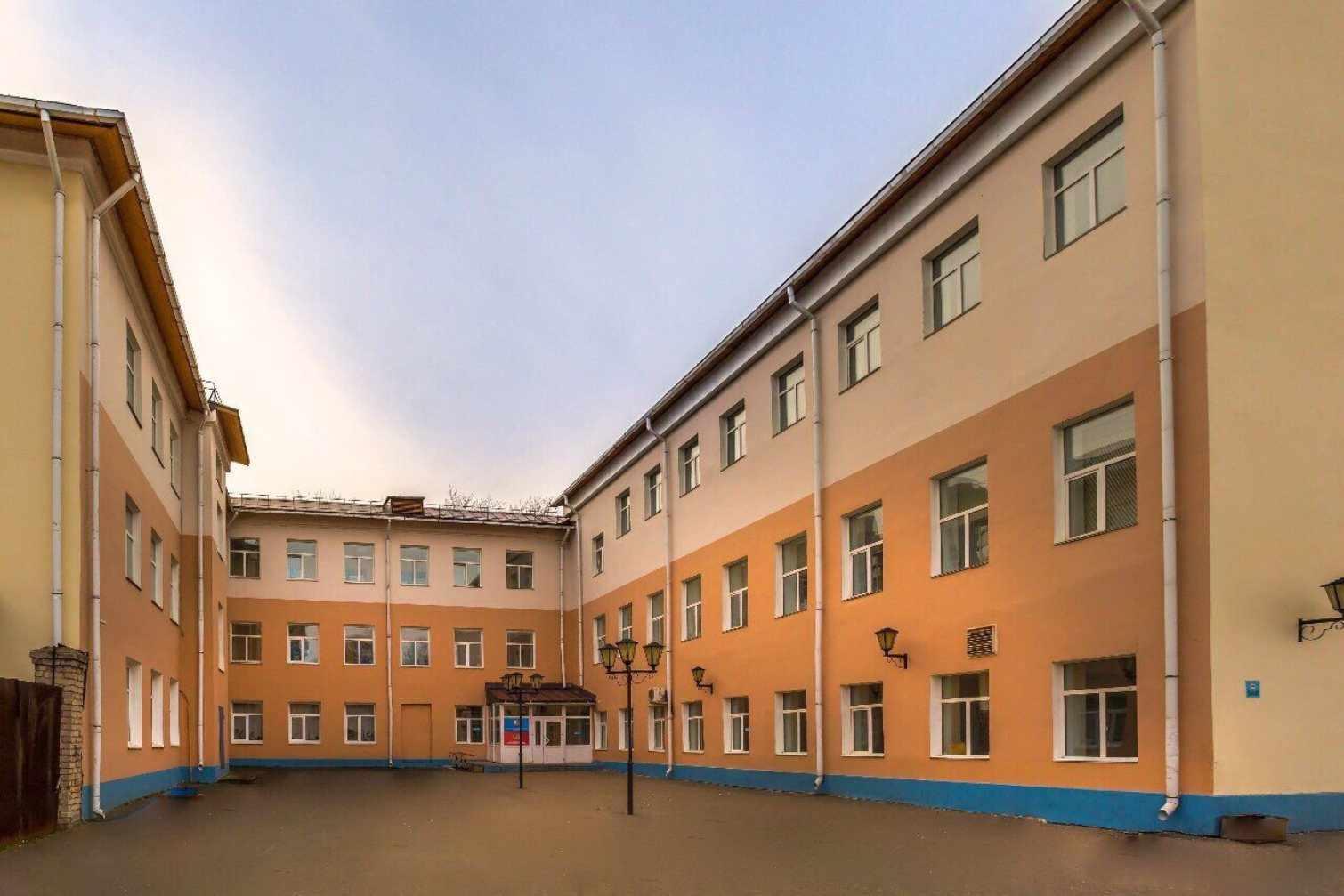 Колледж в Москве
