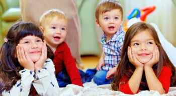 Активность детей во время урока