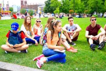 Языковая школа на лето