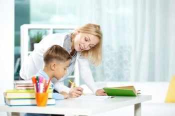 Ропетитор и ученик - процесс общение