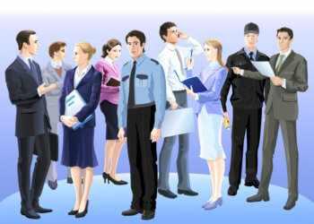 Разнообразие профессий