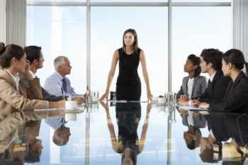 Женщины в мужских профессиях