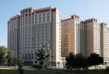Новое общежитие МГУ
