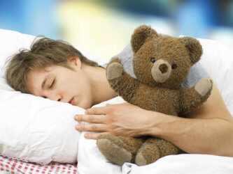 Важность сна и питания