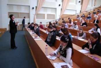 Поступление в МГУ
