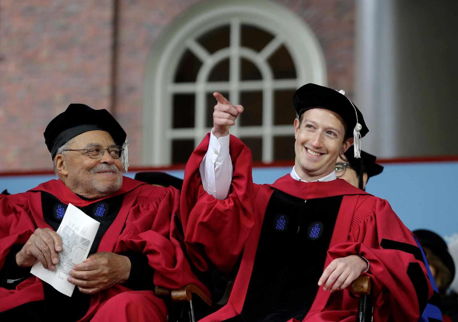 Известные выпускники Гарварда