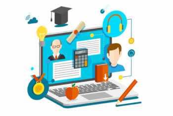 Учеба и работа онлайн
