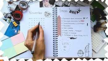 Оформление ежедневника
