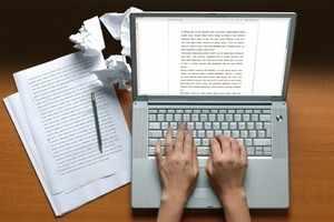 Последовательность действий при оформлении дипломной работы